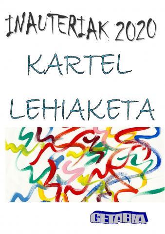 INAUTERIAK 2020 – KARTEL LEHIAKETA