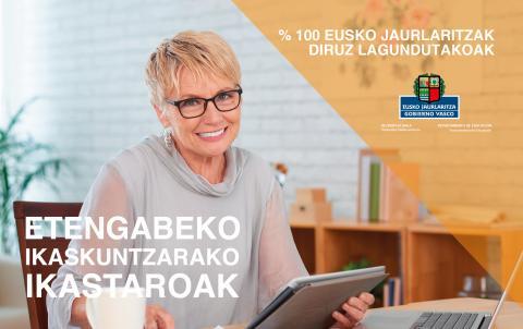 ETENGABEKO IKASKUNTZA – IKASTARO BERRIAK!!!