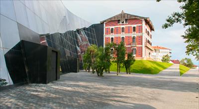 , Museo Cristobal Balenciaga, Getariako Udala