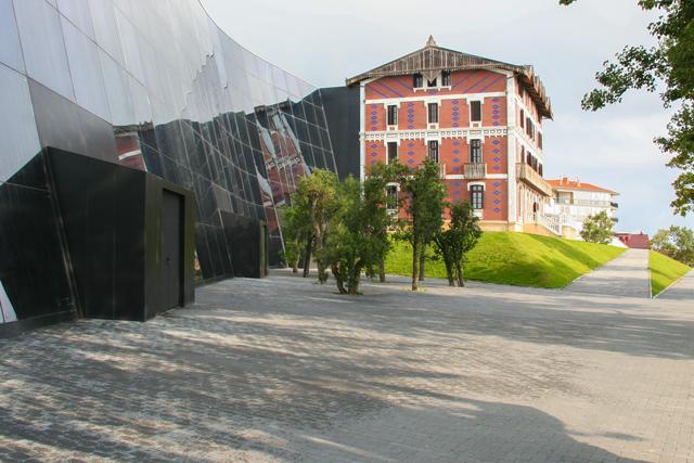 , CRISTOBAL BALENCIAGA MUSEOA, Getariako Udala