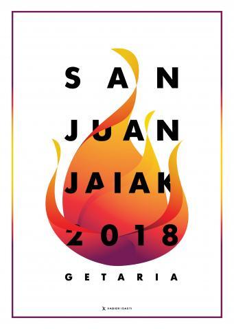 SAN JUAN JAIAK 2018 – GETARIA
