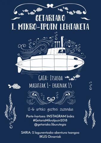 GETARIAKO I. MIKRO-IPUIN LEHIAKETA