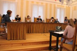 , El Ayuntamiento de Getaria aprueba las ordenanzas fiscales provisionales del año 2022, Getariako Udala